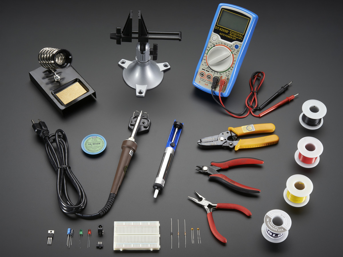 Image result for tools electronics